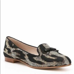Louise et Cie Anniston Leopard Smoking Loafer